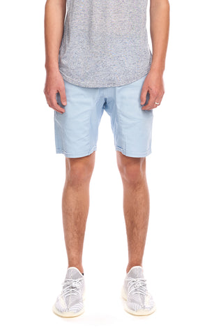 Chino Short - Baby Blue