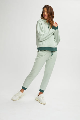 Contract Joggers - Mint