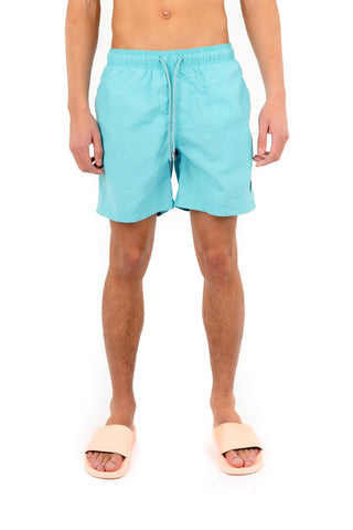 Essential Beach Trunk - Teal