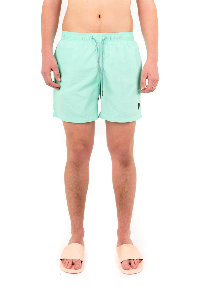 Essential Beach Trunk - Mint
