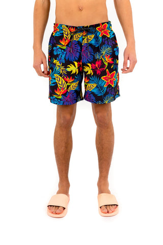 Recycled Swim Trunks - Jungle