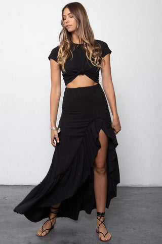 Hola Skirt - Black