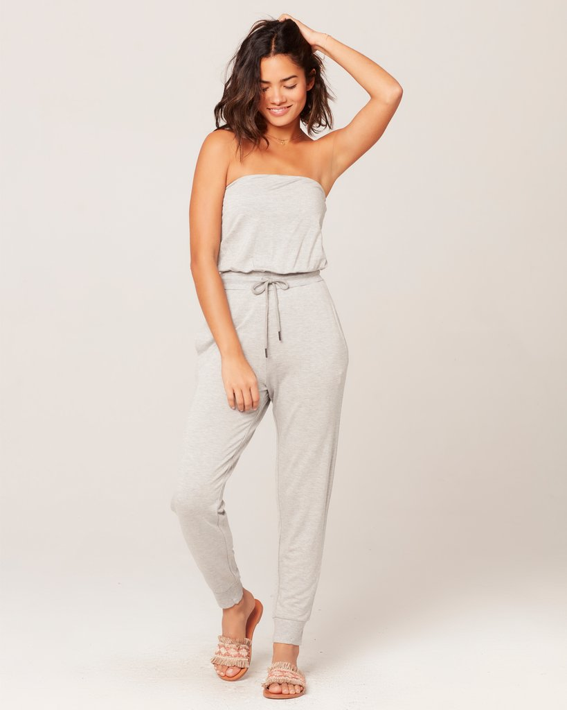 North Shore Jumper - Heather Grey