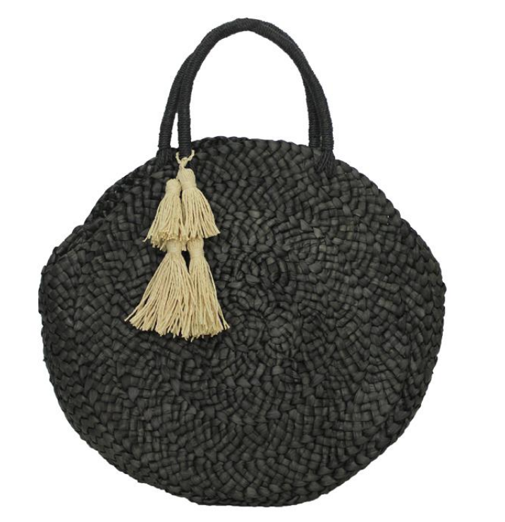 Beach Weekend Bag - Black