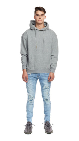 Perfect Hoodie - Heather Grey