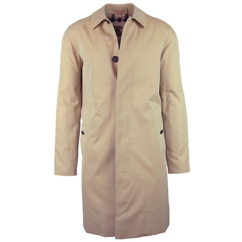 Burberry Beige Overcoat