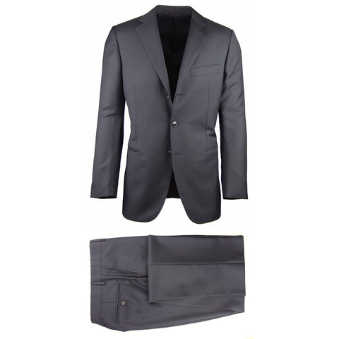 Burberry Midnight Navy Blue Suit