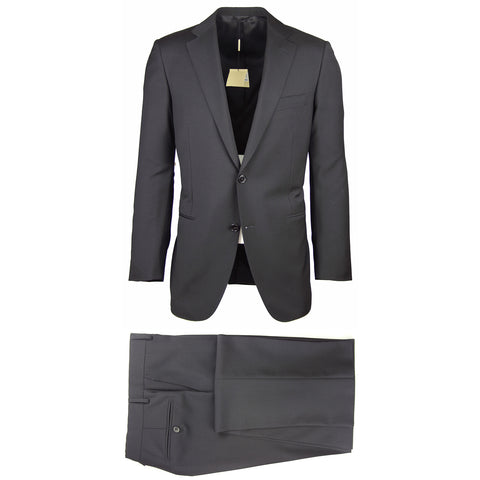 Burberry Black Suit