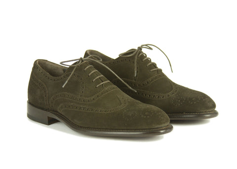 Canali Brown Shoes