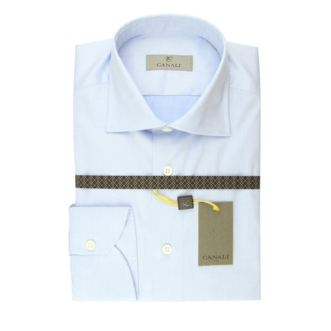Canali Light Blue Shirt - Slim