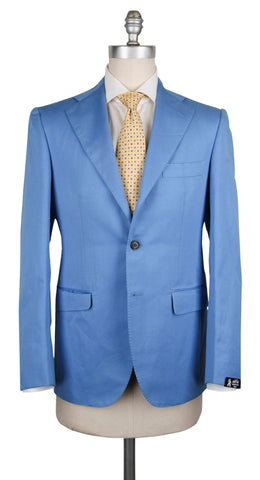 Abla by Sartorio Light Blue Suit