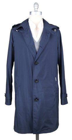 Allegri Navy Blue Jacket - 38 US / 48 EU
