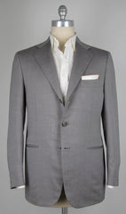 New $5100 Cesare Attolini Brown Sportcoat 44/54