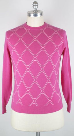Cesare Attolini Pink Sweater – Size: Small US / 48 EU