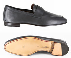 $925 Max Verre Gray Shoes Loafers - Size 6 (US) / 5 (EU) - (116VITELLGRAY)