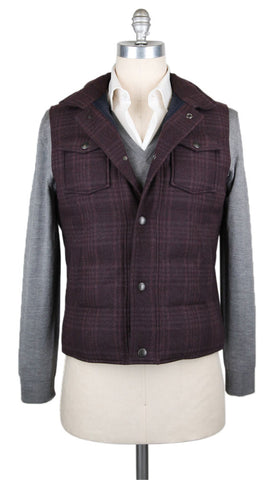 Brunello Cucinelli Dark Brown Vest