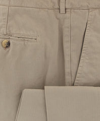 $595 Brunello Cucinelli Dark Beige Pants - Slim -(BC2112M47PC1534) - Parent