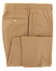 $595 Brunello Cucinelli Light Brown Pants - Slim - (BC2575U65502) - Parent