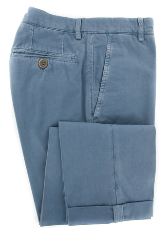 Brunello Cucinelli Light Blue Pants