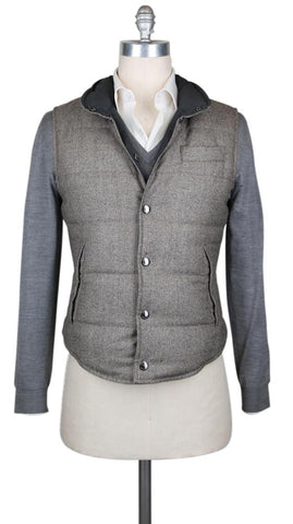Brunello Cucinelli Multi-Colored Vest