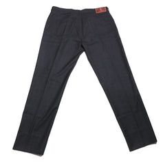$740 Brunello Cucinelli Charcoal Gray Solid Jeans - Slim - (1105) - Parent