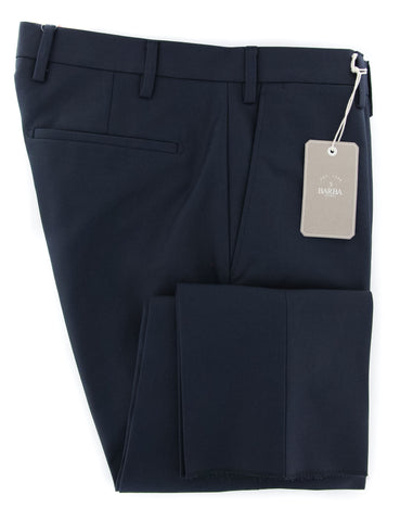 Barba Napoli Dark Blue Pants