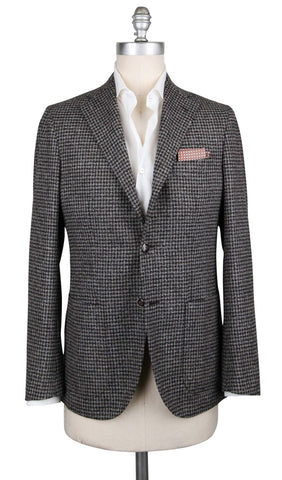 Barba Napoli Dark Brown Sportcoat