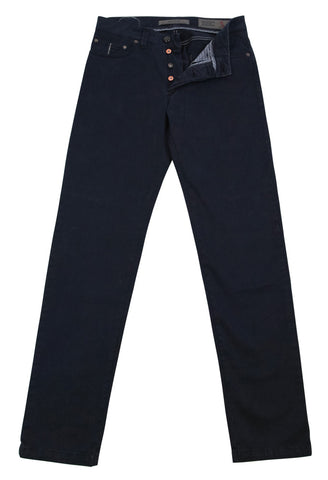 Barba Napoli Navy Blue Pants