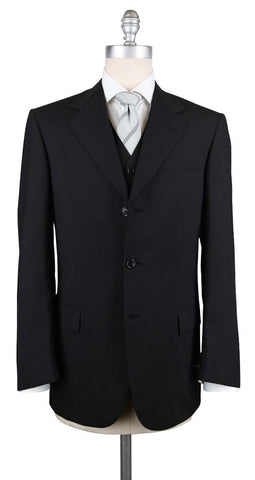 Brioni Black Suit
