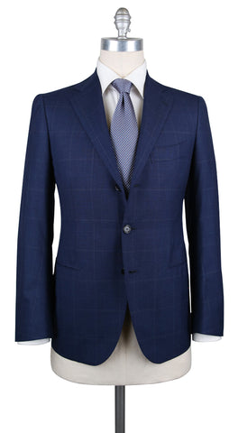 Cesare Attolini Dark Blue Suit
