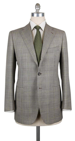 Cesare Attolini Light Brown Suit
