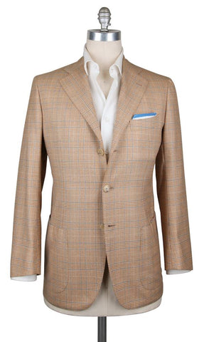 Cesare Attolini Light Brown Sportcoat