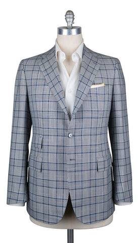 Cesare Attolini Light Gray Sportcoat