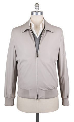 Cesare Attolini Cream Jacket