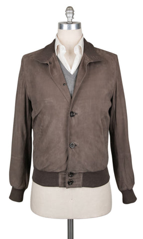 Cesare Attolini Brown Jacket