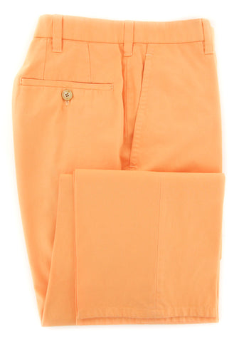 Cesare Attolini Orange Pants