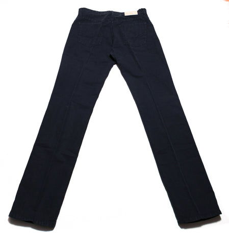 Cesare Attolini Midnight Navy Blue Pants