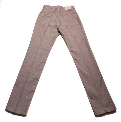 Cesare Attolini Brown Pants