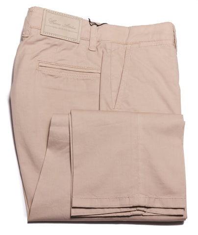 Cesare Attolini Light Brown Pants