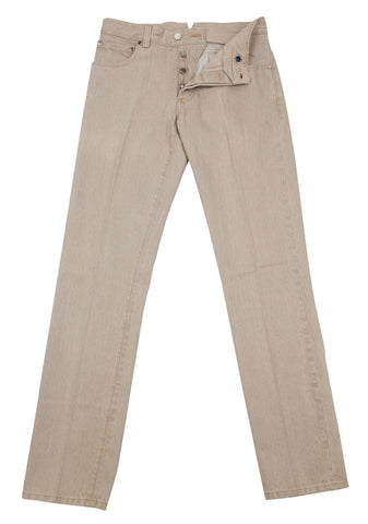 Cesare Attolini Cream Pants
