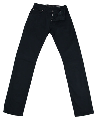 Cesare Attolini Dark Blue Pants