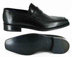 $850 Sutor Mantellassi Black Shoes Size 11.5 (US) / 44.5 (EU)
