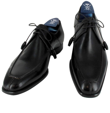 Sutor Mantellassi Black Shoes – Size: 7 US / 6 UK
