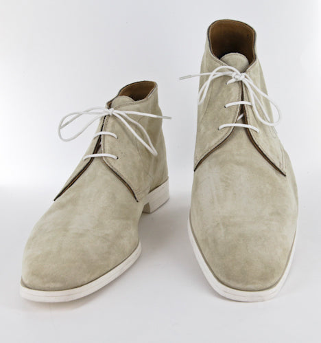$750 Sutor Mantellassi Beige Shoes Size 10.5 (US) / 9.5 (EU)
