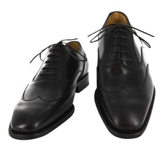 $900 Sutor Mantellassi Dark Brown Shoes Size 11 (US) / 10 (EU)