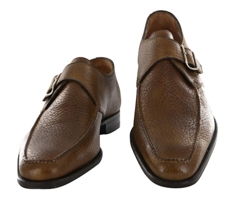 Sutor Mantellassi Caramel Brown Shoes – Size: 7.5 US / 6.5 UK