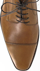 $1200 Sutor Mantellassi Tan Shoes Size 7 (US) / 40 (EU)