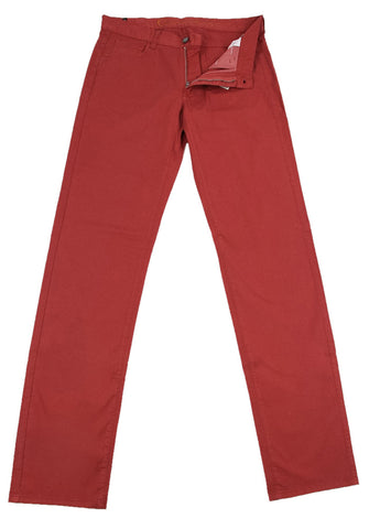Canali Red Pants