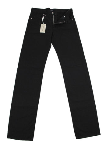 Canali Midnight Navy Blue Pants