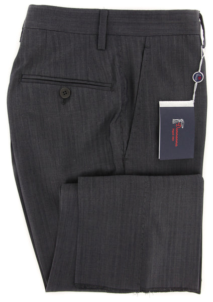 Donnanna Gray Pants - 30 US / 46 EU  Pants - ShopTheFinest- Luxury  Italian Designer Brands for men